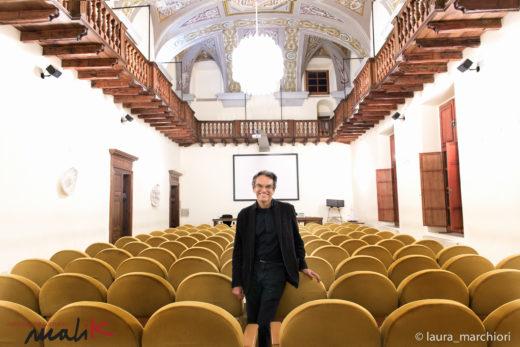 LUCA ZEVI, FACOLTA' DI ARCHITETTURA, CAGLIARI, 24 NOVEMBRE 2016.