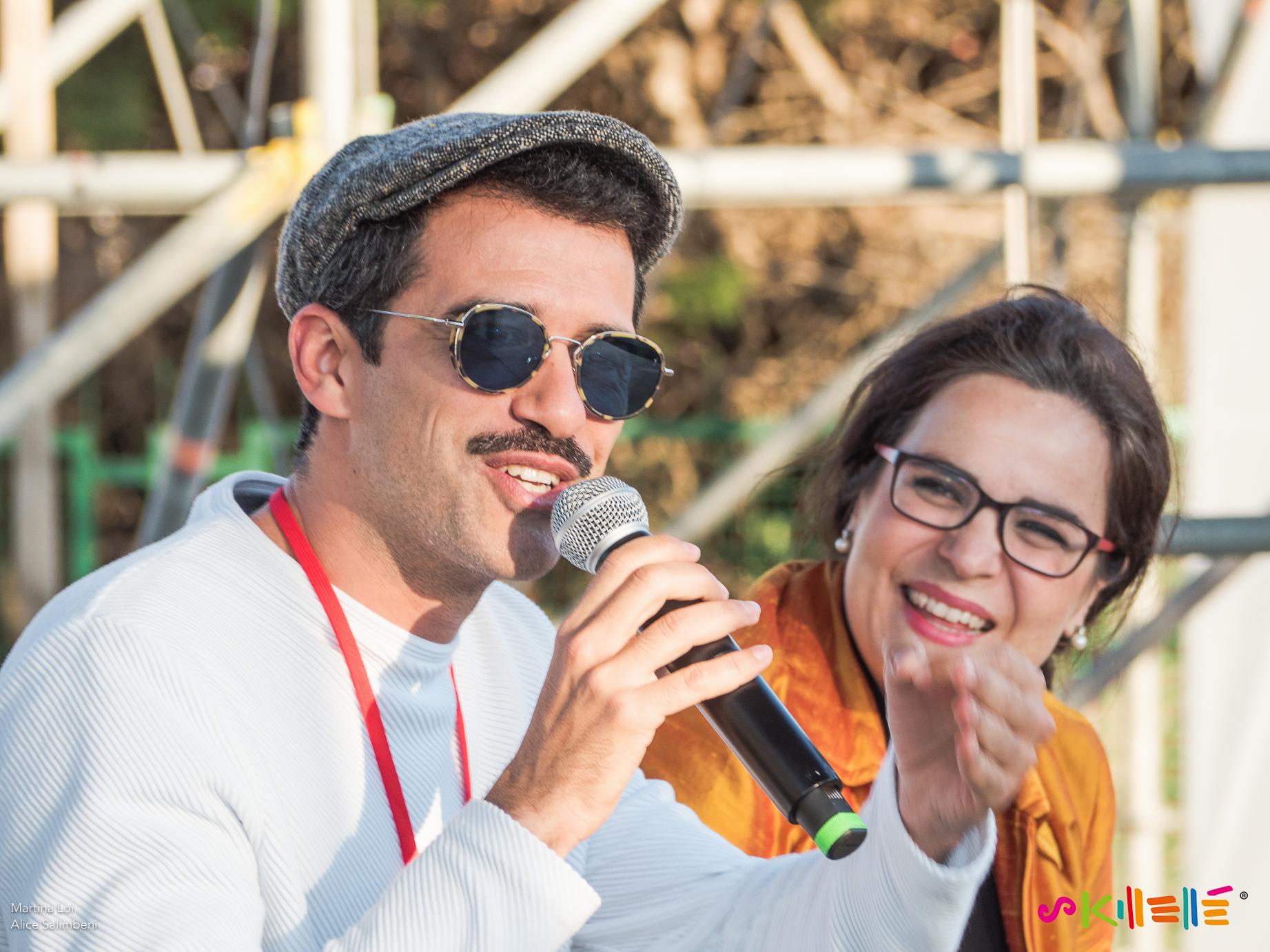 1 giugno a Cagliari, Jacopo Cullin chiude Skillab al festival Ateneika